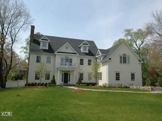 The home at 54 Maple Ave. South in Westport recently sold for more than $2.5 million.