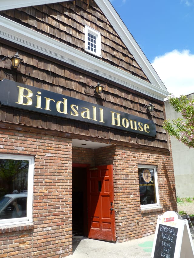 Birdsall House is open New Year's Eve and for brunch on New Year's day.