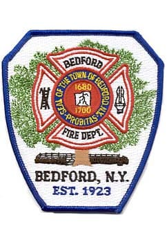 The Bedford Fire Department responded to a call on Hook Road in the early morning of New Year's Day.
