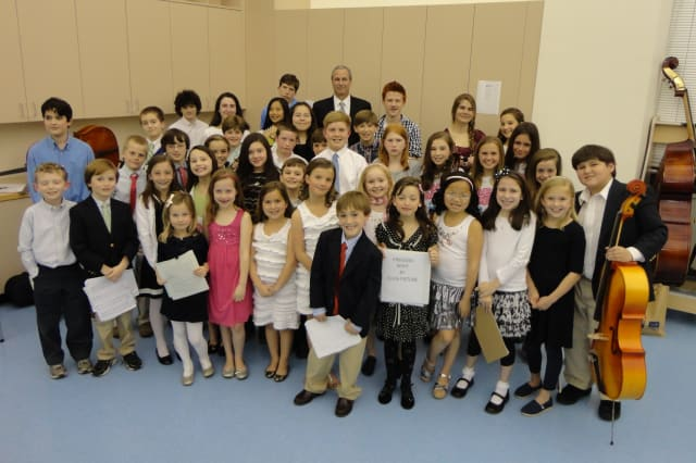 The 13th annual Darien Young Composers Concert will feature works from students of all ages.