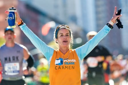The Multiple Myeloma Research Foundation is seeking runners to raise money for the charity and run in the New York City Half Marathon in March.