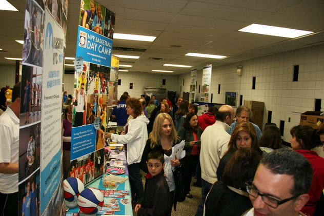 The annual Somers PTA Camp Expo takes place Thursday at Somers Intermediate School.