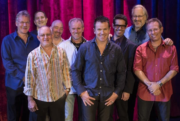 Legendary rock-jazz super band Blood, Sweat and Tears will play their hits at The Ridgefield Playhouse on Friday, Jan. 18.