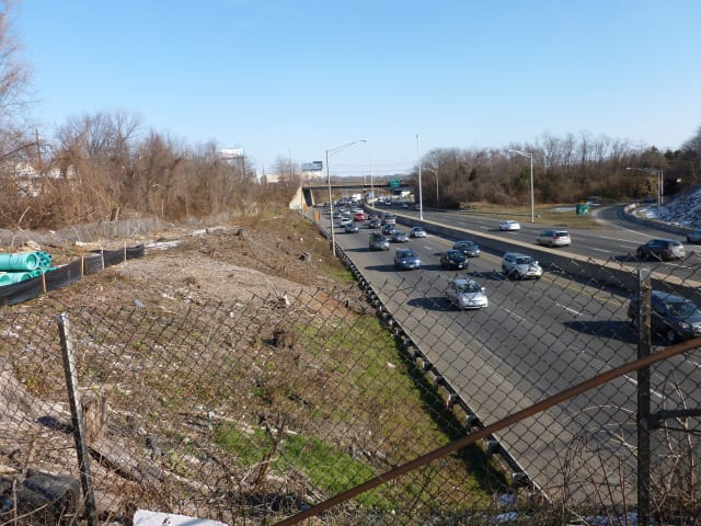State Department of Transportation crews will continue blasting along I-95 in Norwalk until mid-February, according to officials. The road work will tie up traffic during the day on Tuesdays, Wednesdays and Thursdays.