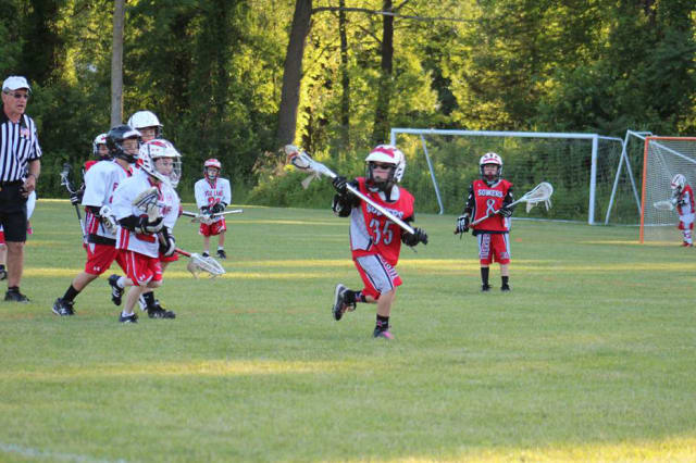 Lacrosse clinics for kindergartners through fifth-graders begin Jan. 17 at Somers Sports & Fitness.
