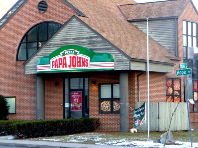 Papa Johns opened a restaurant in Stamford's Glenbrook neighborhood just before the new year.