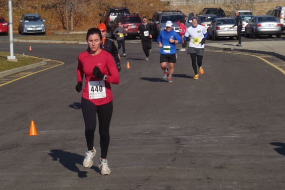 Runners are invited to register for a race in Danbury scheduled for March to aid families affected by the Sandy Hook shooting tragedy.