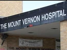 Mount Vernon Hospital received a grant of $500,000 from the federal government.