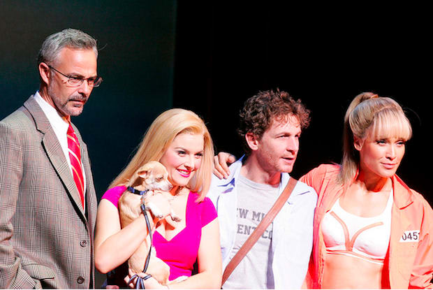 """""""Legally Blonde"""" will come to life this weekend as a musical comedy in White Plains."""