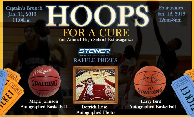 The second annual Hoops For A Cure basketball tournament will be Saturday at Monroe College in New Rochelle.