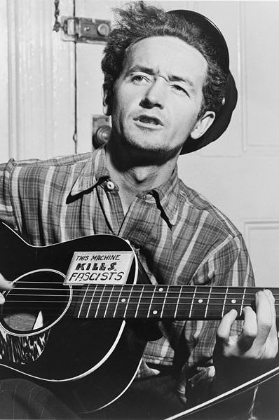 The Irvington Town Hall Theater will host a tribute to Woody Guthrie on Saturday.