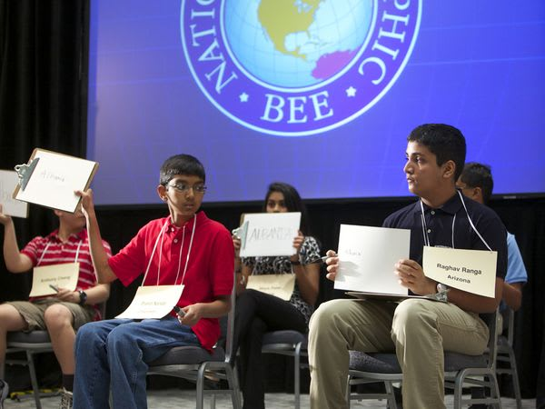 Eastchester Middle School will play host Jan.16 to the local finals of the National Geographic Society's Geographic Bee.