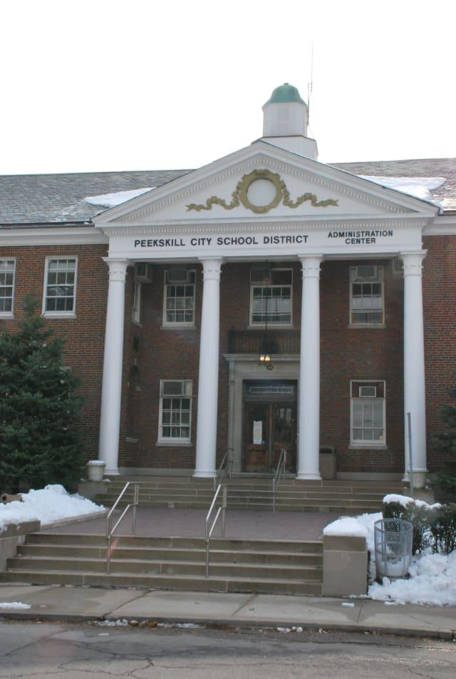 The Peekskill City School District is investigating transcript irregularities at Peekskill High School.