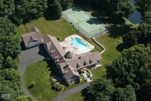 This home on Middlesex Road was the highest property transfer in Darien last week, selling for $2,900,000.
