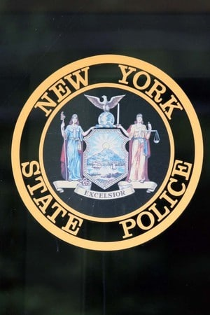 New York State Police in Cortlandt arrested an Indian Point worker for grand larceny.