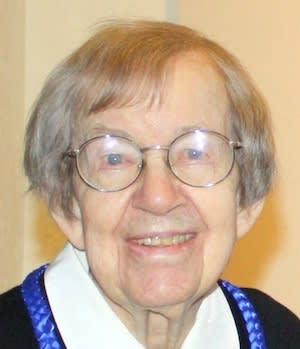 Sister Margaret Rose Winkelmann