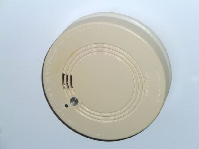 Stamford residents now have to have carbon monoxide and smoke detectors in their homes.
