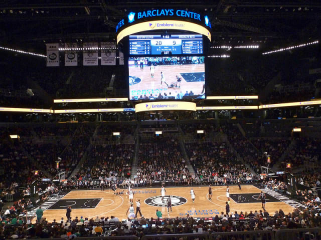 St. Casimir basketball players will play an exhibition game at halftime of the Brooklyn Nets and Toronto Raptors game Tuesday night at the Barclays Center.