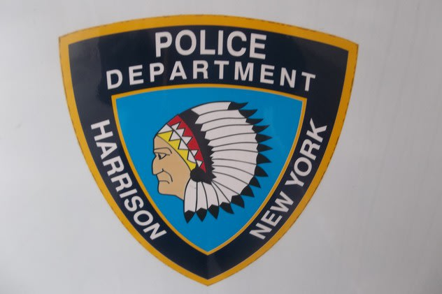 Harrison police charged a Rye man with unlawful possession of marijuana after a traffic stop.