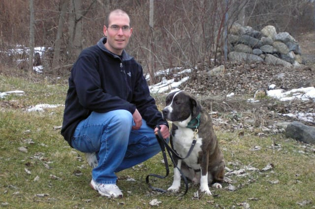 Somers native Steve Reid has launched a dog training business, inspired by his volunteer work at the Putnam Humane Society.