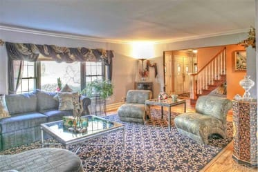 This Brookdale Drive home is just one of many to be featured in open houses this weekend in Yonkers.