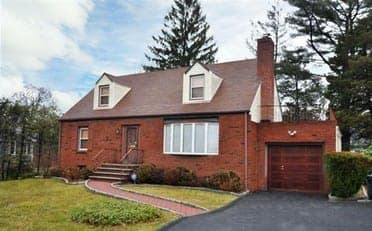 This Hartsdale house on Poe Street is having an open house this weekend.