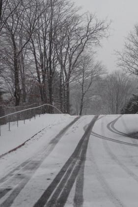 The Katonah-Lewisboro School District has no snow days left after Wednesday morning's storm.