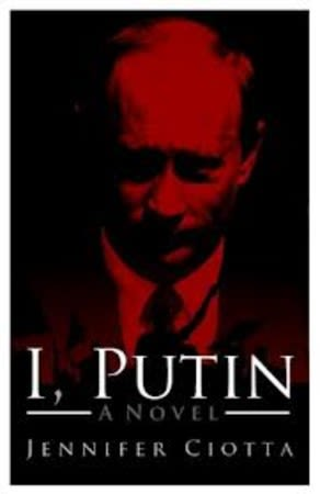 "Jennifer Coitta, author of ""I, Putin,"" will speak Thursday at the Bedford Free Library."
