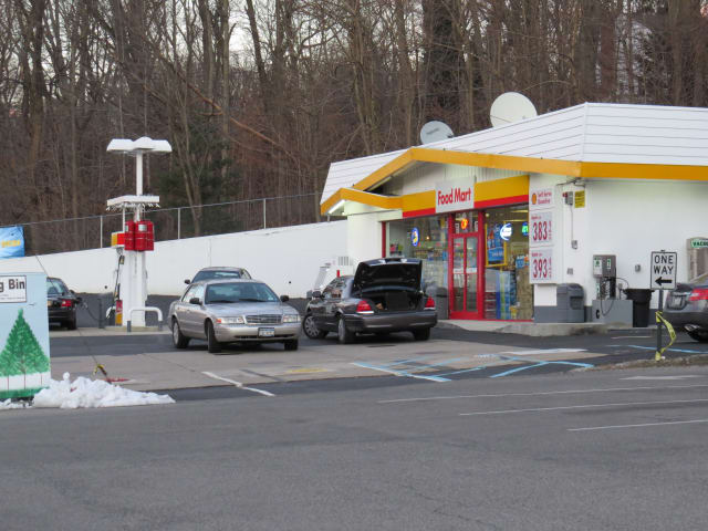 Greenburgh police are investigating an armed robbery that occurred Tuesday at the Shell station near Scarsdale.