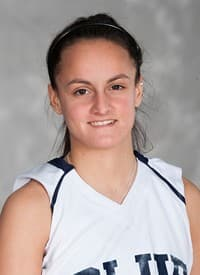 The College of New Rochelle's Alyssa Pechin, a Yonkers resident, was named the Hudson Valley Women's Athletic Conference basketball player of the week.