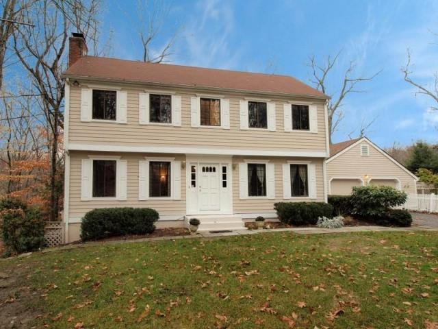 This home at 85 Mayapple Road in Stamford recently sold for $750,000.