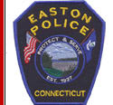 An Easton couple charged in theft of over $42,000 in utilities turned themselves in on Monday.