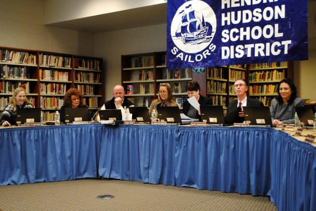 The Hendrick Hudson Board of Education approved the district's first social media policy last week.