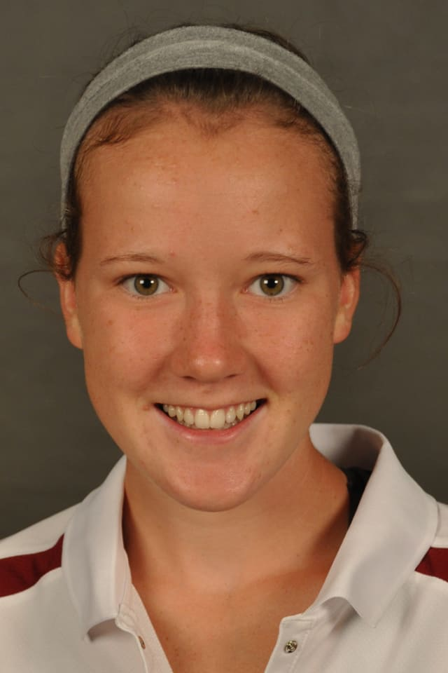 Greenwich freshman Claire Feeney has been named a tri-captain of the first-year women's lacrosse team at Winthrop University in South Carolina.