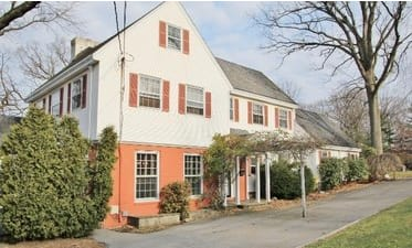There are several Greenburgh houses, like this one on Juniper Hill Road, that are having open houses this weekend.