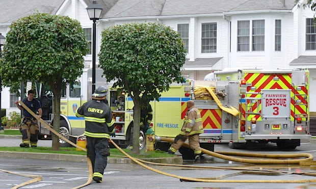 The Fairview Fire District responds to about 2,500 calls in Greenburgh every year, according to its website.