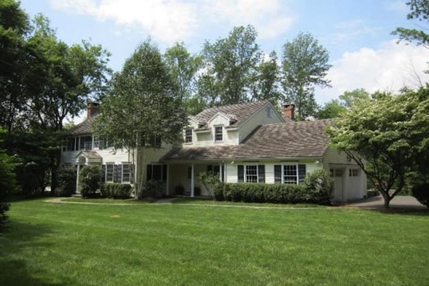 This home on Brookside Road was the highest property transfer in Darien last week, selling for $1.6 million.