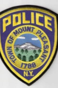 Mount Pleasant Police arrested a Yorktown man on a DWI charge.