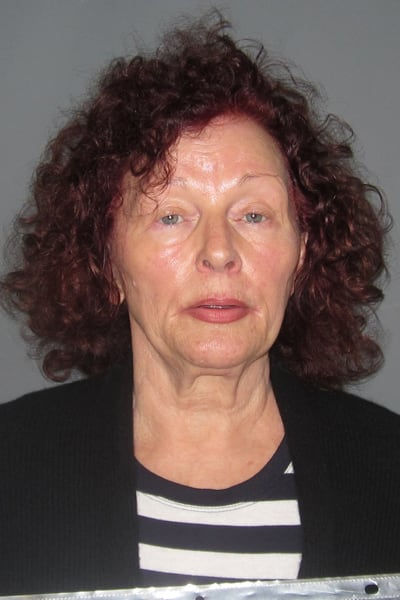 Westport resident Sygun Liebhart, 71, is facing a prostitution charge in Glastonbury.