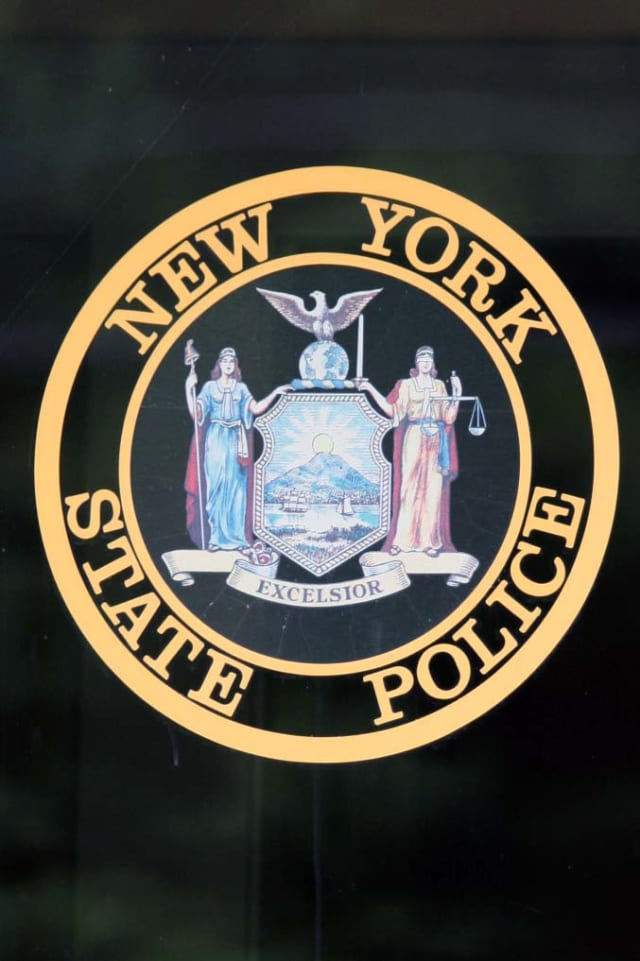 New York Sate Police responded to a burglary Sunday in the Lincolndale section of Somers.