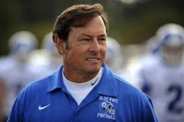 Darien football coach Rob Trifone will speak at a webcast of the Super Bowl Breakfast on Saturday.