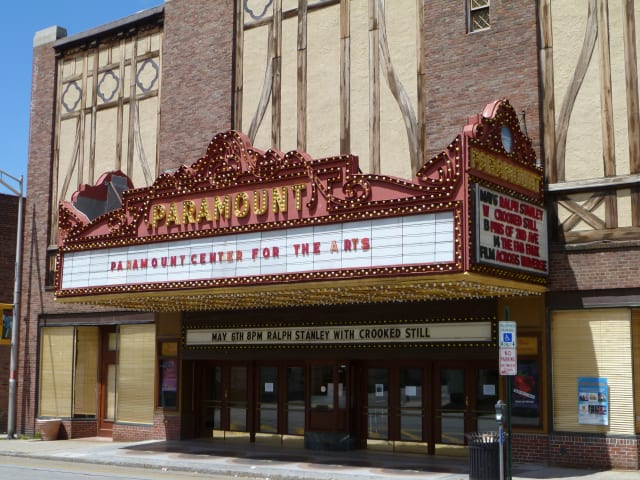 The three bidders looking to run the Paramount Center for the Arts will be made public on Tuesday, according to city officials.