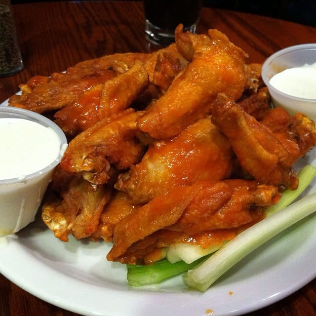 Americans are expected to consume around 1.23 billion chicken wings this weekend! Where will you be watching the game this year in New Rochelle and Pelham?