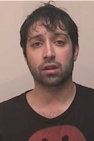 Mauro Fanelli, 25, of Fairfield was charged with burglary, criminal mischief and larceny.