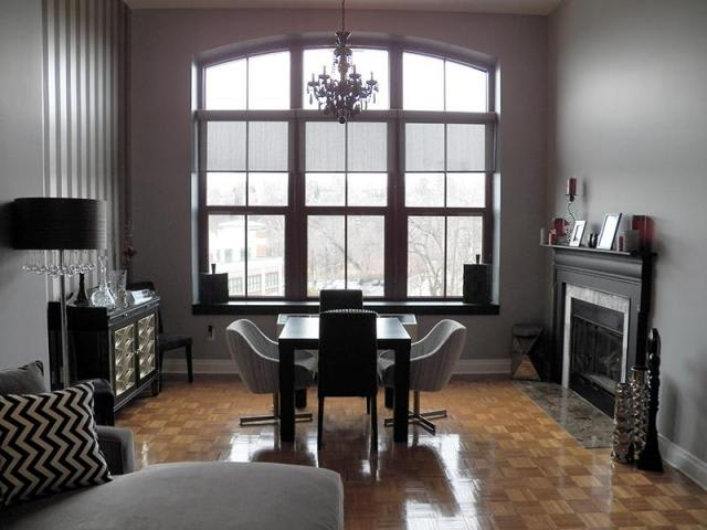 This Manhattan-style loft is selling for $545,000 in Tuckahoe.