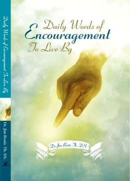 """Jim Bostic will have a book signing Friday to promote the release of his first book, """"Daily Words of Encouragement To Live By."""""""