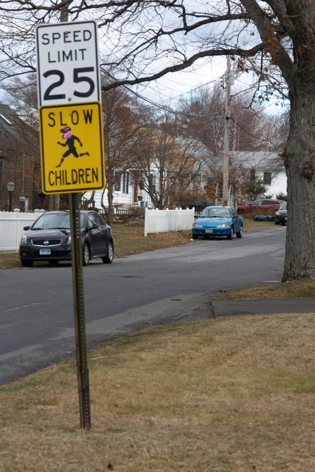At least one Fairfield reader identified Gould Street as an area that could use sidewalks to improve safety.