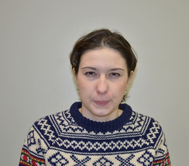 Bronxville police said Ekaterina Margushina, 27, of Brooklyn offered to perform a sexual act for money at the unauthorized practice American Spa.