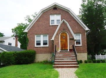 This four-bedroom Cape Colonial in Greenburgh is having an open house this weekend.