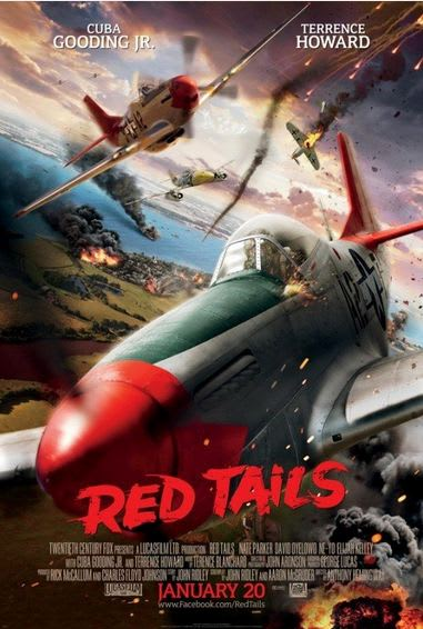 "The Ossining Public Library will show the movie ""Red Tails"" Thursday as one of the highlights of this week's events."